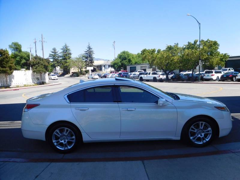 2011 Acura TL 4dr Sedan w/Technology Package - Walnut Creek CA