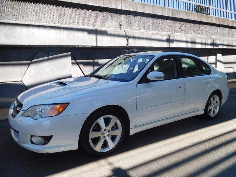 2008 Subaru Legacy AWD 2.5 GT Limited turbo 4dr Sedan w/VDC 5A - Walnut Creek CA