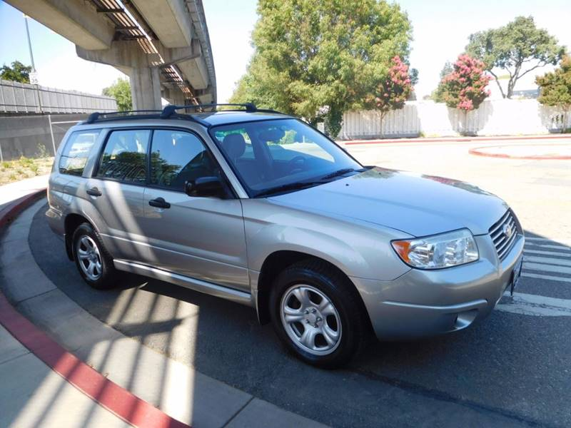 2006 Subaru Forester AWD 2.5 X 4dr Wagon w/Automatic - Walnut Creek CA