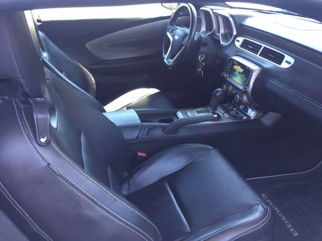 2013 Chevrolet Camaro LT 2dr Coupe w/2LT - Walnut Creek CA