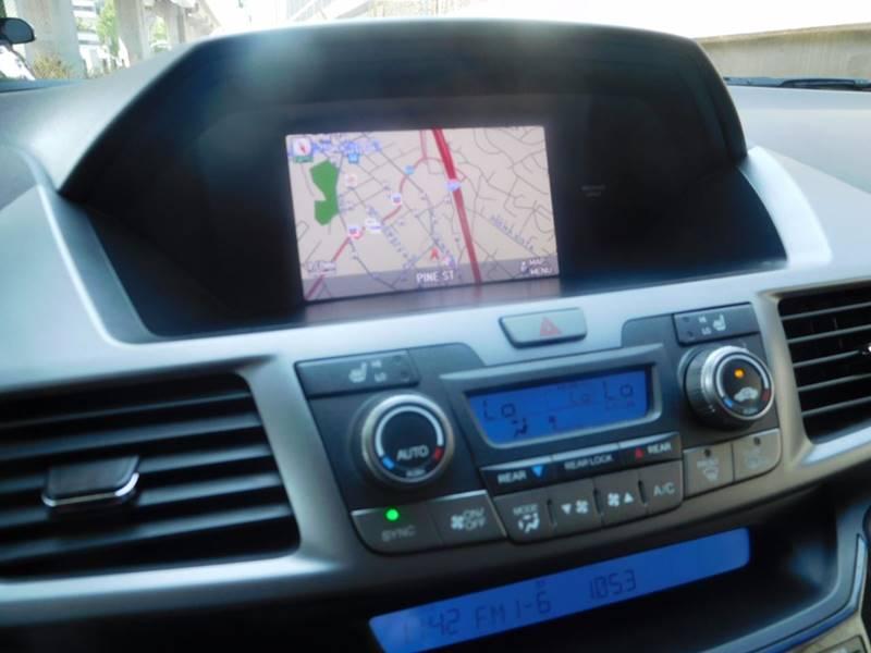 2012 Honda Odyssey Touring 4dr Mini-Van - Walnut Creek CA
