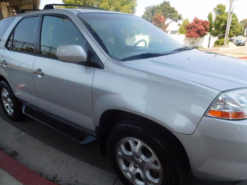 2001 Acura MDX Touring 4WD 4dr SUV w/Navigation - Walnut Creek CA