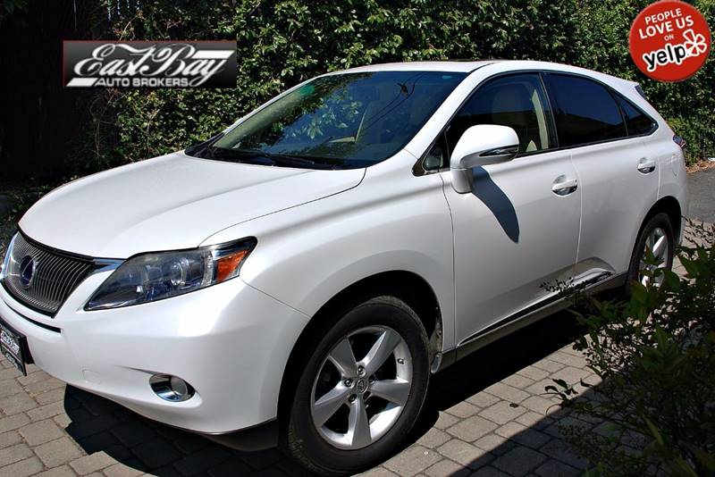 2010 Lexus RX 450h 4dr SUV - Walnut Creek CA