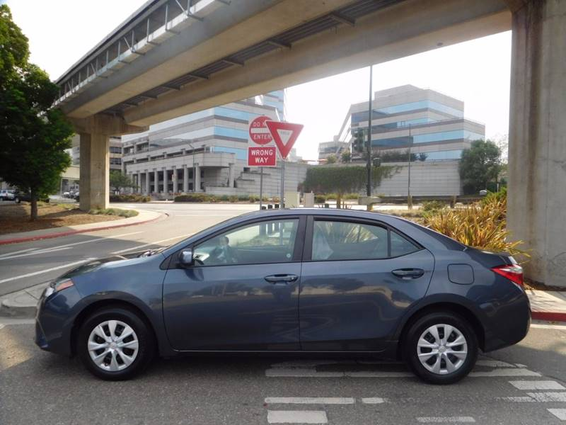 2015 Toyota Corolla L 4dr Sedan 4A - Walnut Creek CA