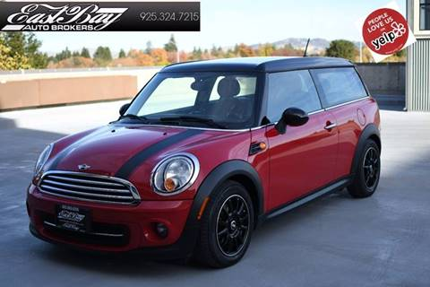2014 MINI Clubman for sale at East Bay AutoBrokers in Walnut Creek CA