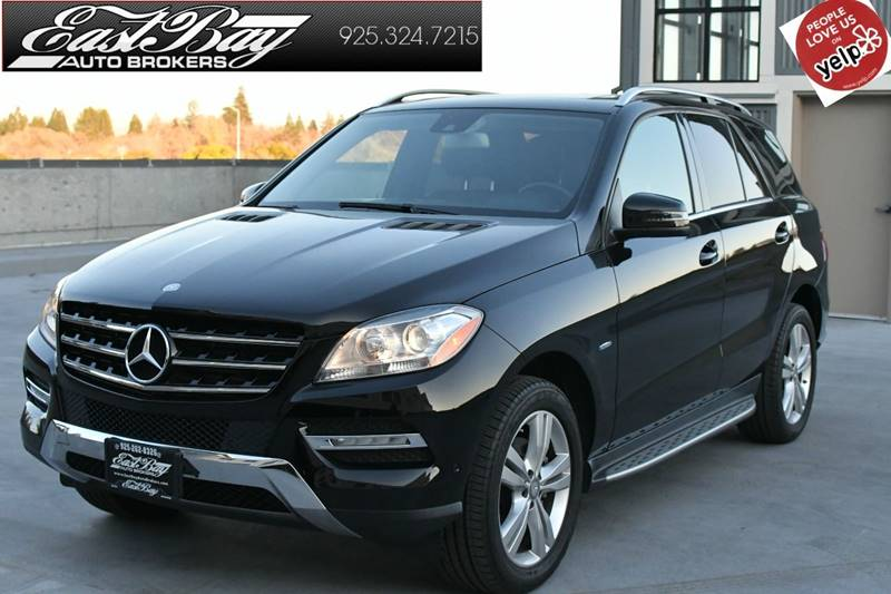 2012 Mercedes-Benz M-Class for sale at East Bay AutoBrokers in Walnut Creek CA