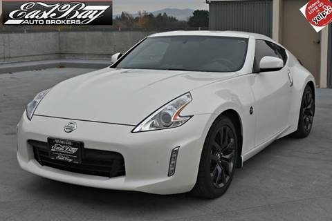 2016 Nissan 370Z for sale at East Bay AutoBrokers in Walnut Creek CA