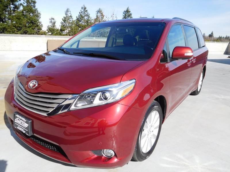 2015 Toyota Sienna for sale at East Bay AutoBrokers in Walnut Creek CA