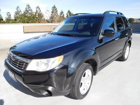 2010 Subaru Forester for sale at East Bay AutoBrokers in Walnut Creek CA