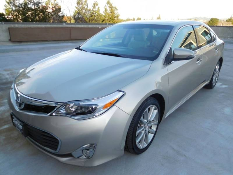 2014 Toyota Avalon For Sale At East Bay AutoBrokers In Walnut Creek CA