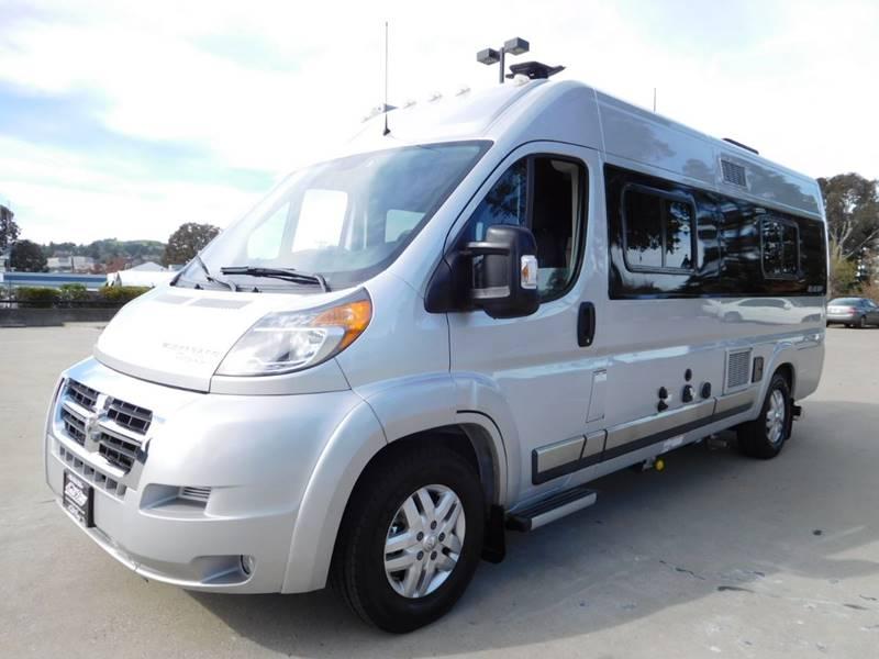 2017 Winnebago Travato 59G Touring Coach for sale at East Bay AutoBrokers in Walnut Creek CA