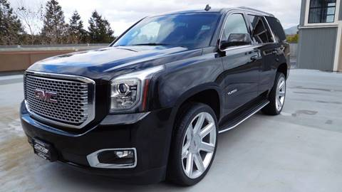 2015 GMC Yukon for sale at East Bay AutoBrokers in Walnut Creek CA