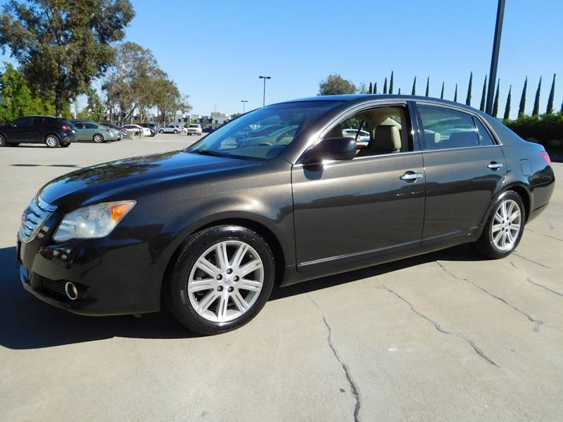 2010 Toyota Avalon For Sale At East Bay AutoBrokers In Walnut Creek CA