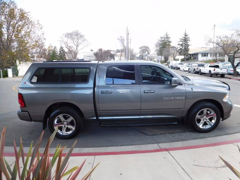 2012 RAM Ram Pickup 1500 4x2 Sport 4dr Crew Cab 5.5 ft. SB Pickup - Walnut Creek CA