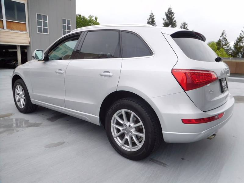 2012 Audi Q5 AWD 2.0T quattro Premium Plus 4dr SUV - Walnut Creek CA
