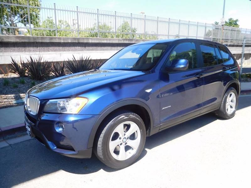 2011 BMW X3 AWD xDrive28i 4dr SUV - Walnut Creek CA