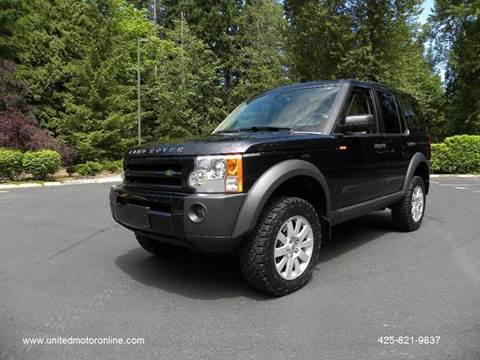 2005 Land Rover LR3 for sale in Kirkland, WA
