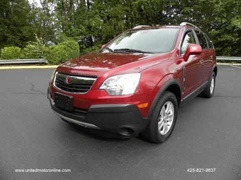 2008 Saturn Vue for sale in Kirkland, WA