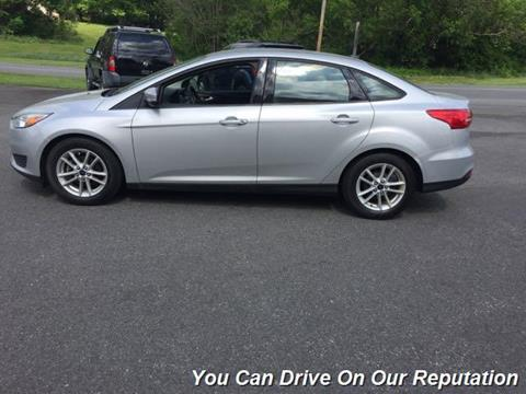 2015 Ford Focus for sale in Funkstown, MD