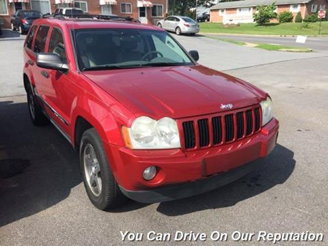 2005 Jeep Grand Cherokee for sale in Funkstown, MD