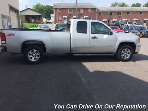 2010 GMC Sierra 1500 for sale in Funkstown, MD