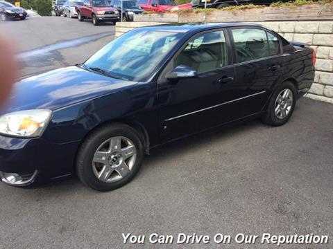 2007 Chevrolet Malibu for sale in Funkstown, MD