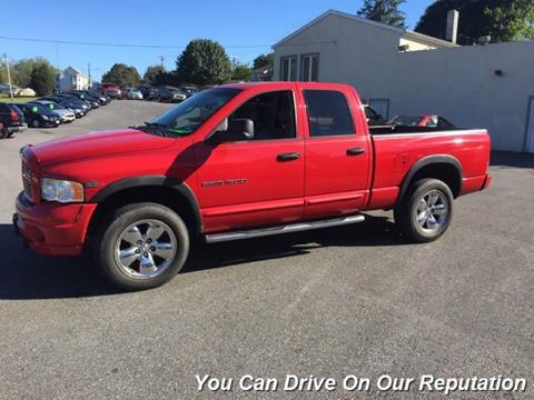 2005 Dodge Ram Pickup 1500 for sale in Funkstown, MD