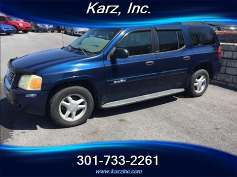 2004 GMC Envoy XL for sale in Funkstown, MD