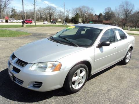 2004 Dodge Stratus for sale in Kankakee, IL