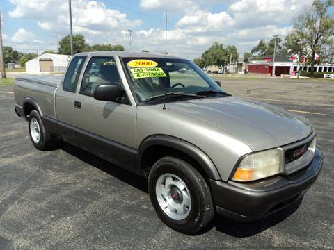 2000 GMC Sonoma for sale in Kankakee, IL