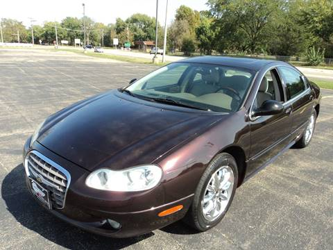 2004 Chrysler Concorde for sale in Kankakee, IL