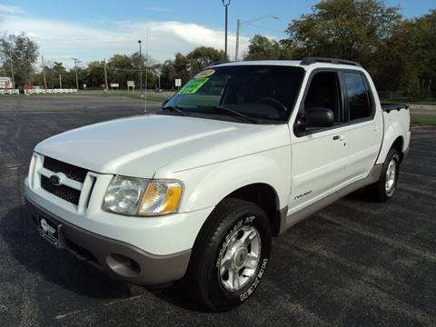 2002 Ford Explorer Sport Trac for sale in Kankakee, IL