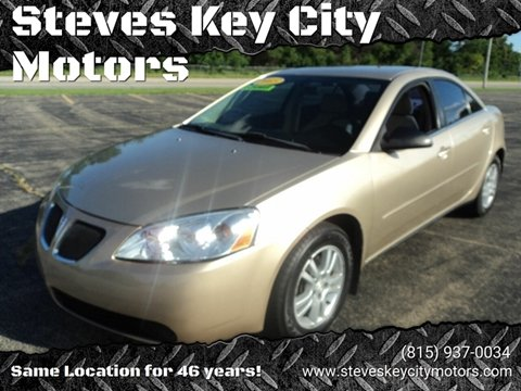 2005 Pontiac G6 for sale in Kankakee, IL