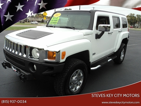 2007 HUMMER H3 for sale in Kankakee, IL