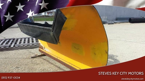 2000 11 Foot Snow Plow 11 Foot for sale in Kankakee, IL