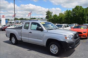 2012 Toyota Tacoma for sale in Salisbury, NC