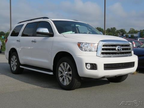 2017 Toyota Sequoia for sale in Salisbury, NC