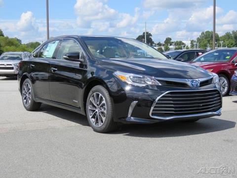 2018 Toyota Avalon Hybrid for sale in Salisbury, NC