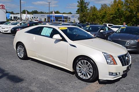 2012 Cadillac CTS for sale in Salisbury, NC