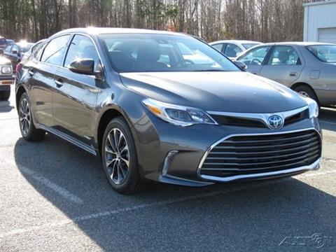 toyota avalon for sale in north carolina. Black Bedroom Furniture Sets. Home Design Ideas