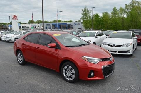 2016 toyota corolla for sale in north carolina. Black Bedroom Furniture Sets. Home Design Ideas