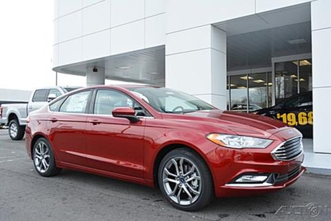 2017 Ford Fusion for sale in Salisbury, NC