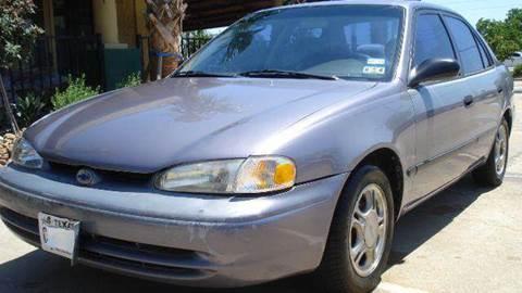 1999 GEO Prizm for sale in Houston, TX
