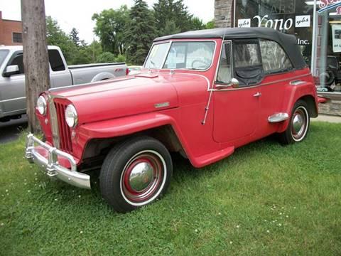 1948 Willys Jeepster for sale in Farmington, MI