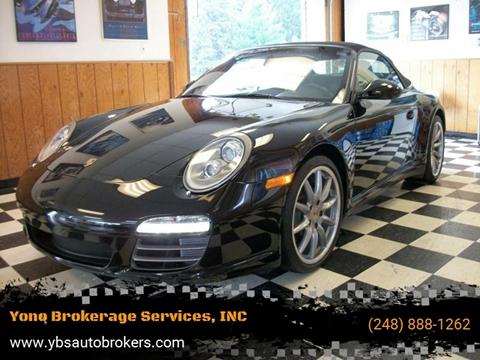 2012 Porsche 911 for sale in Farmington, MI