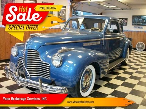 1940 Buick 40 Special for sale in Farmington, MI