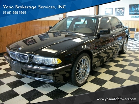 2001 BMW 7 Series for sale in Farmington, MI