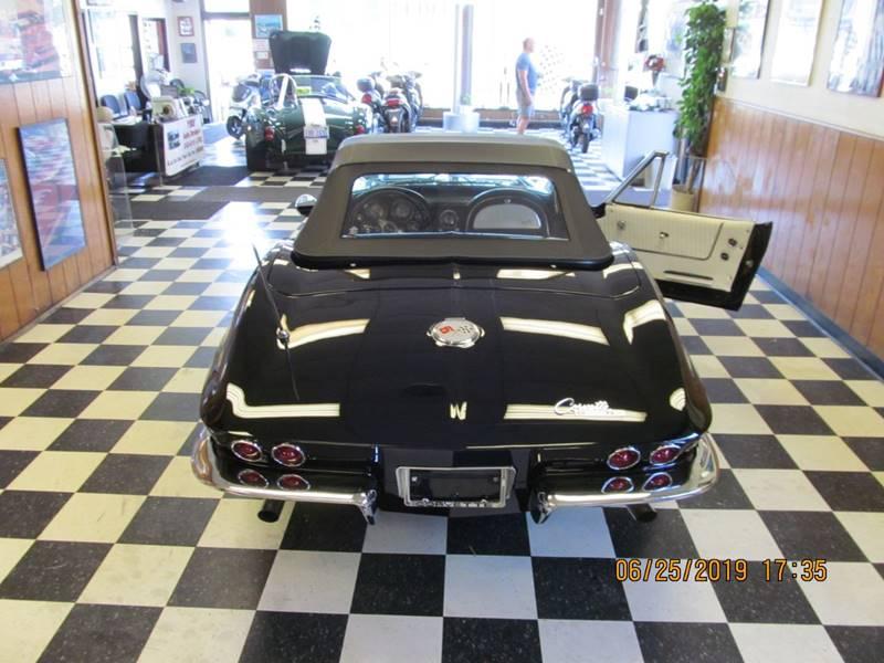 1963 Chevrolet Corvette Stingray In Farmington MI - Yono