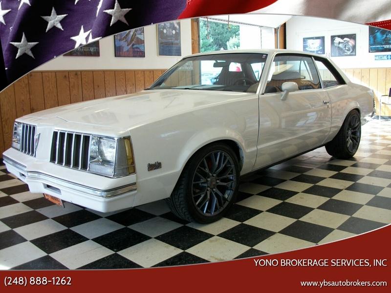 1979 Pontiac Grand Am PRO TOURING In Farmington MI - Yono