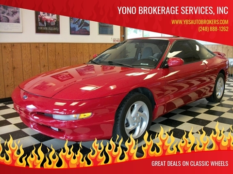 1996 Ford Probe for sale in Farmington, MI